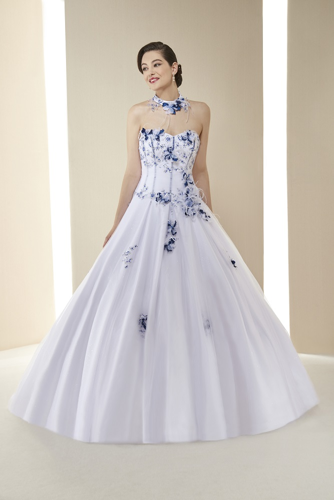 Robe de mariée Melomane, collection Annie